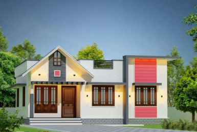 House for sale in Thrissur below 35 lakhs